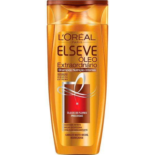 Shampoo Elseve Óleo Extraordinário Nutrição Intensa - 400ml