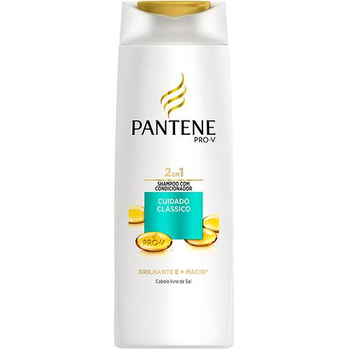 Tudo sobre 'Shampoo 2 em 1 Cuidado Clássico 400ml - Pantene'