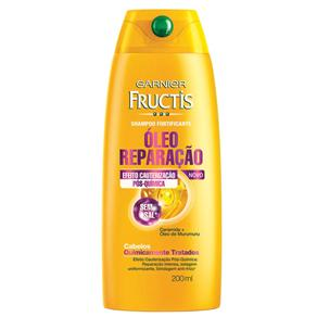 Shampoo Fructis Liso Absoluto - 200 Ml