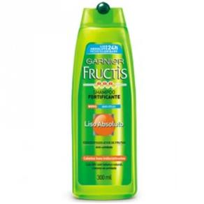 Shampoo Fructis Liso Absoluto 300ml