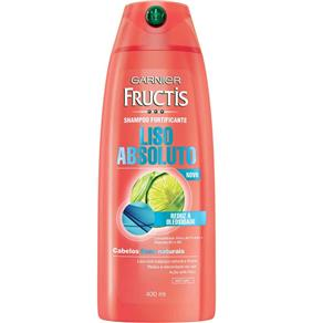 Shampoo Fructis Liso Absoluto 400ml