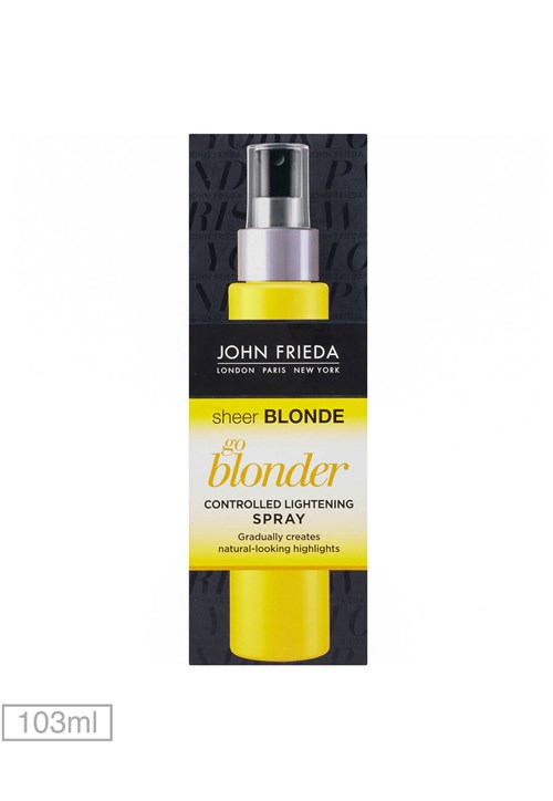 Shampoo Go Blonder Control Light Spray