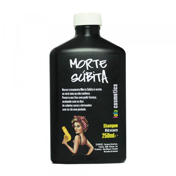 Shampoo Hidratante Morte Súbita 250 Ml - Lola Cosmetics