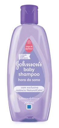 Shampoo - Hora do Sono 200ml - Johnson´s Baby