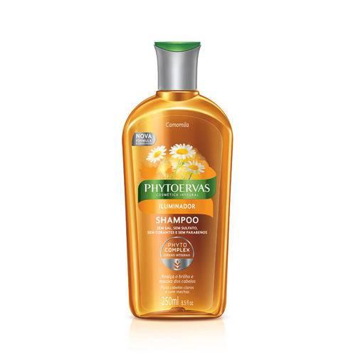 Shampoo Iluminador Camomila Phytoervas 250ml