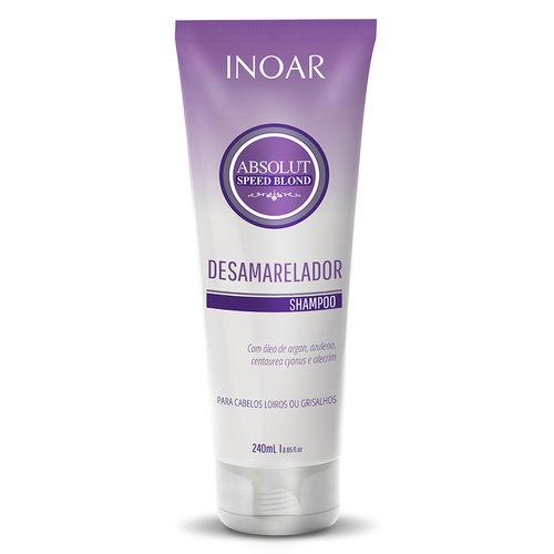 Shampoo Inoar Absolut Speed Blond 240ml