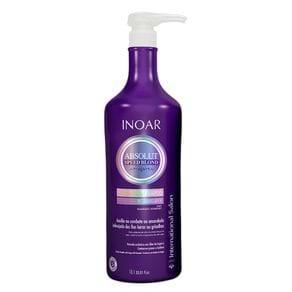 Shampoo Inoar Absolut Speed Blond Desamarelador 1000ml