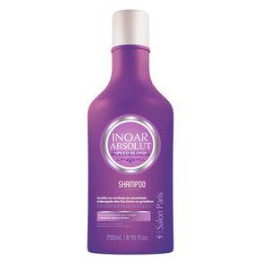 Shampoo Inoar Absolut Speed Blond Desamarelador 250ml