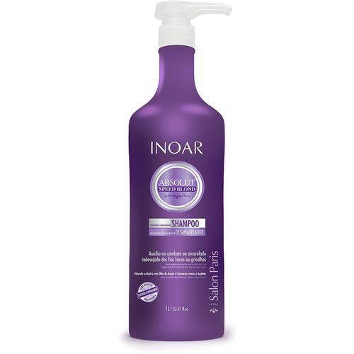 Shampoo Inoar Speed Blond 1 L