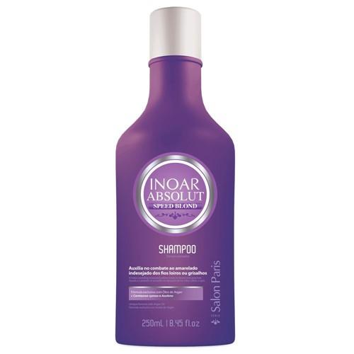 Shampoo InoarAbsolut Speed Blond 250ml