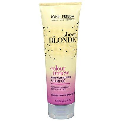 Shampoo John Frieda Sheer Blonde Color Renew Tone Correcting 250ml