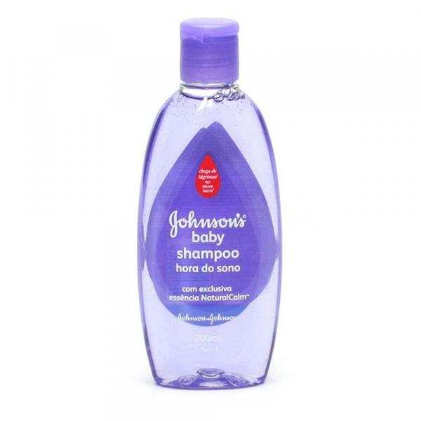Shampoo Johnson Baby Hora do Sono 200ml - Johnson Johnson