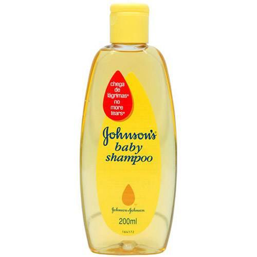 Shampoo Johnson Baby Regular 200ml