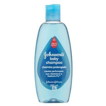 Shampoo Johnson's Baby Cheirinho Prolongado Johnson & Johnson 200ml