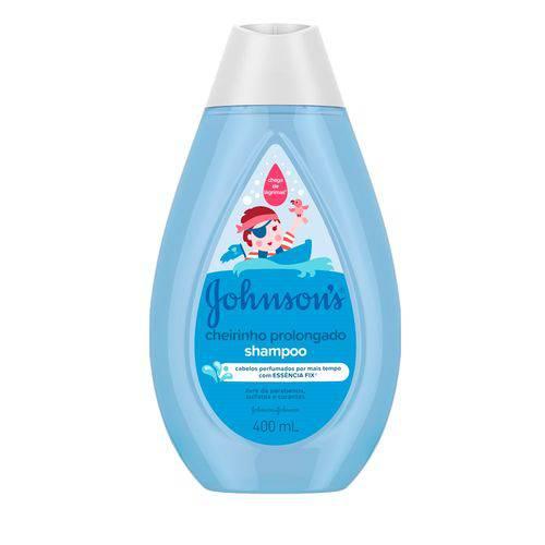 Shampoo Johnson's Baby Cheirinho Prolongado
