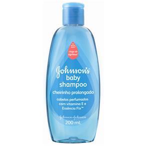 Shampoo Johnsons Baby Cheirinho Prolongado - 200ml