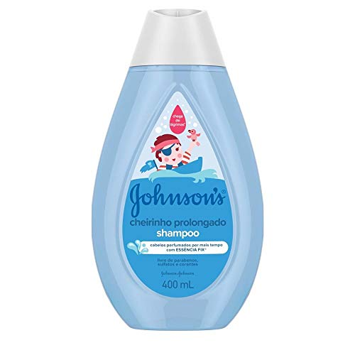 Shampoo Johnson's Baby Cheirinho Prolongado 400ml