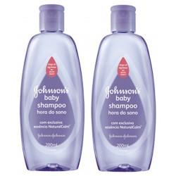 Shampoo Johnsons Baby Hora do Sono 200ml 2 Unidades - Johnsons