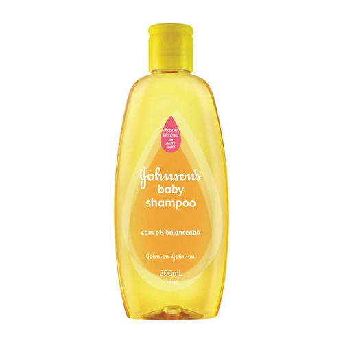 Shampoo Johnsons Baby Regular 200ml