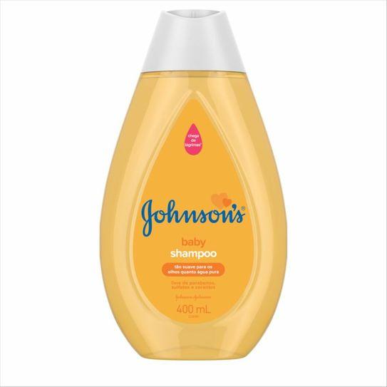 Shampoo Johnsons Baby Regular 400ml