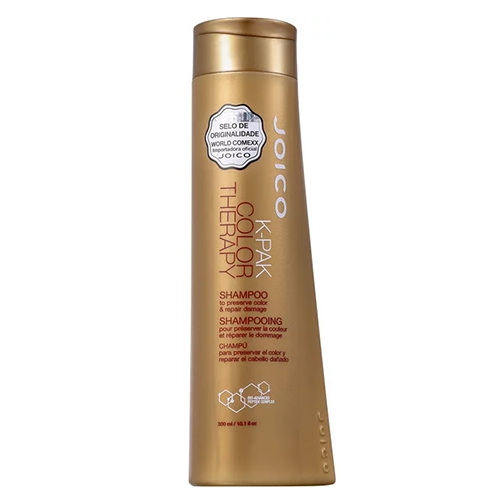 Shampoo K-Pak Color Therapy Unissex 300ml Joico