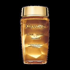 Tudo sobre 'Shampoo Kérastase Bain Elixir Ultime 250ml'