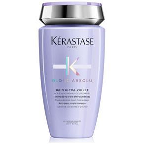 Shampoo Kérastase Blond Absolu Bain Ultra Violet - 250 Ml