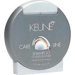Shampoo Keune Care Line Golden Blonde 250ml