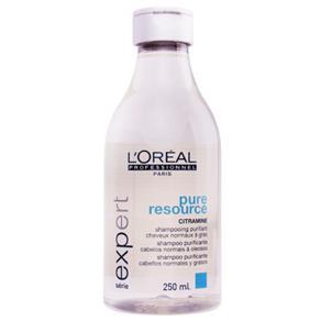 Shampoo L`oréal Pure Resource 250Ml