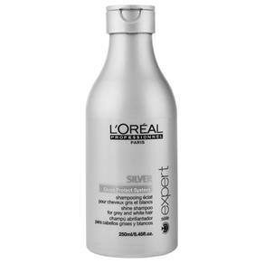 Shampoo L`oréal Silver 250Ml