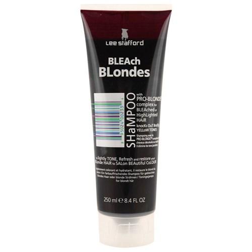 Shampoo Lee Stafford Pelo Rubio 250 Ml