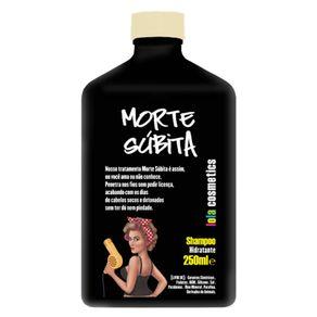 Shampoo Lola Cosmetics Morte Súbita Hidratante 250ml