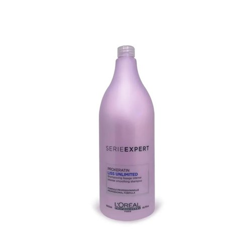 Shampoo L'oréal Liss Unlimited 1500Ml