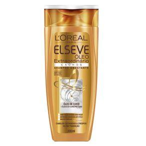 Shampoo L'Oréal Paris Elseve Óleo Extraordinário Cachos 200ml