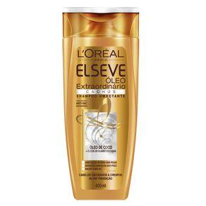 Shampoo L'Oréal Paris Elseve Óleo Extraordinário Cachos 400ml