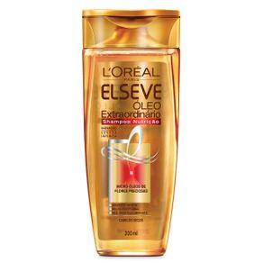Shampoo L'Oréal Paris Elseve Óleo Extraordinário Nutrição 200ml
