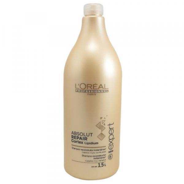 Shampoo Loréal Professionnel Absolut Repair Cortex Lipidium 1,5L