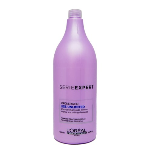 Shampoo L'oréal Professionnel Liss Unlimited 1,5L
