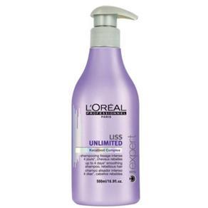 Shampoo Loreal Professionnel Liss Unlimited 500ml
