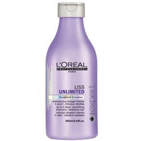 Shampoo Loreal Professionnel Liss Unlimited - 250ml - 250ml