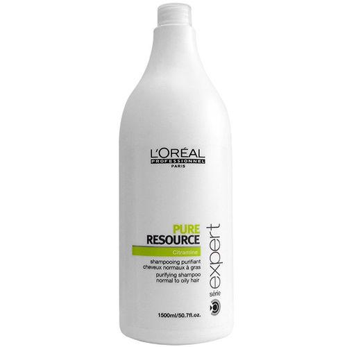 Loreal Pure Resource Shampoo 1500 Ml