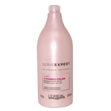 Shampoo L'oréal Professionnel Vitamino Color A-OX 1,5L