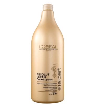 Shampoo Loreal Profissional Absolut Repair Lipidium 1500ml