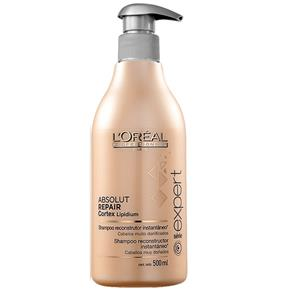 Shampoo Loreal Profissional Absolut Repair Lipidium 500ml - 500ml
