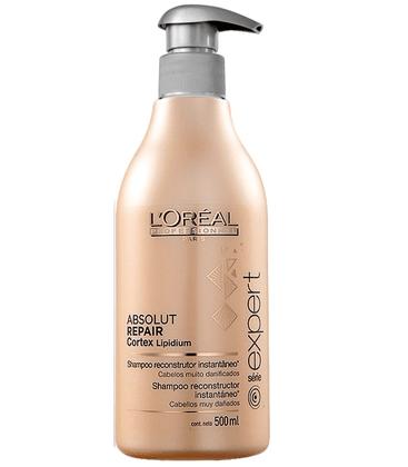 Shampoo Loreal Profissional Absolut Repair Lipidium 500ml