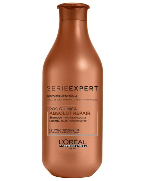 Shampoo Loreal Profissional Absolut Repair Pos Quimica