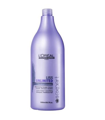 Shampoo Loreal Profissional Liss Unlimited 1500ml