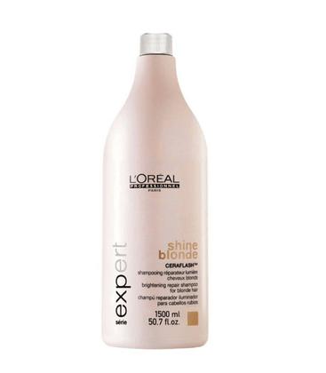 Shampoo Loreal Profissional Shine Blonde 1500ml