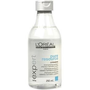 Shampoo Loréal Pure Ressource - 250 Ml