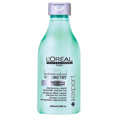 Shampoo Loreal Volumetry Salicylic Acid+hydralight 250ml